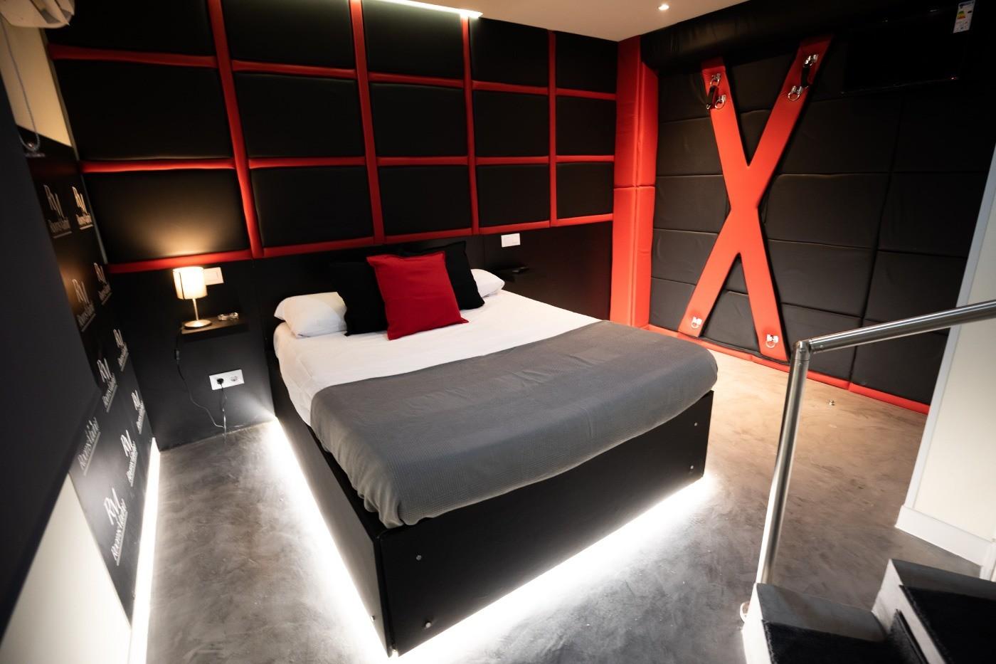 Rooms madrid  Grey